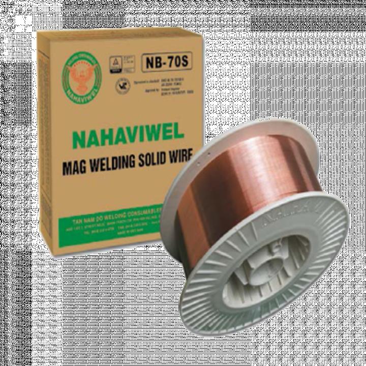 Dây hàn Nahaviwel NB-70S 1.2 -1.6 mm