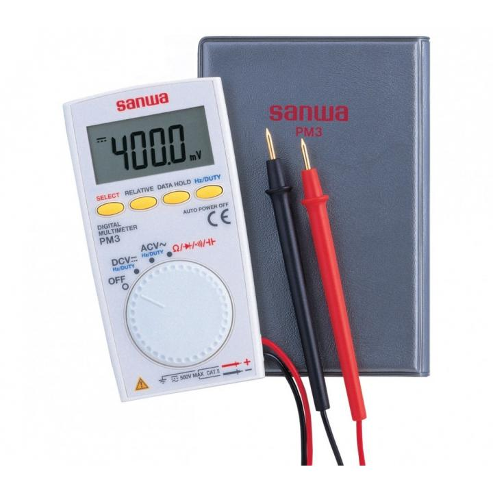 Đồng hồ vạn năng  Sanwa PM3