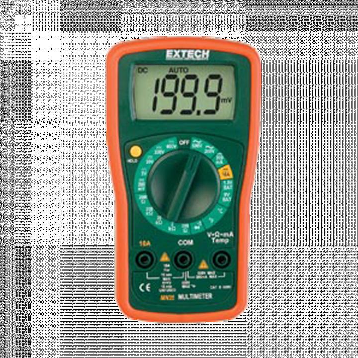 Đồng hồ vạn năng Extech MN35