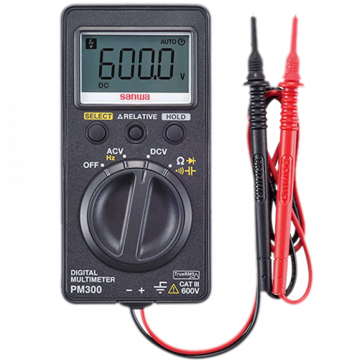 Đồng hồ vạn năng Sanwa PM300