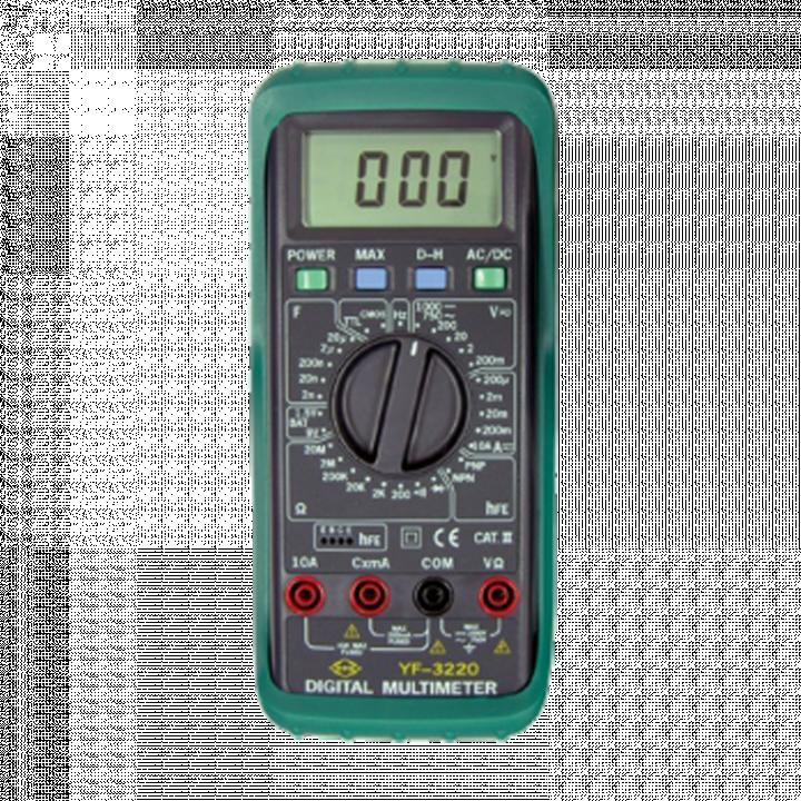 Đồng hồ vạn năng Tenmars YF-3220
