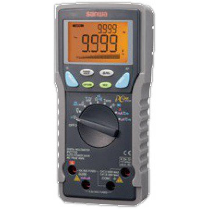 Đồng hồ vạn năng chỉ thị số Sanwa PC710