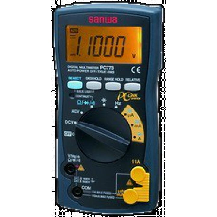 Đồng hồ vạn năng chỉ thị số Sanwa PC773