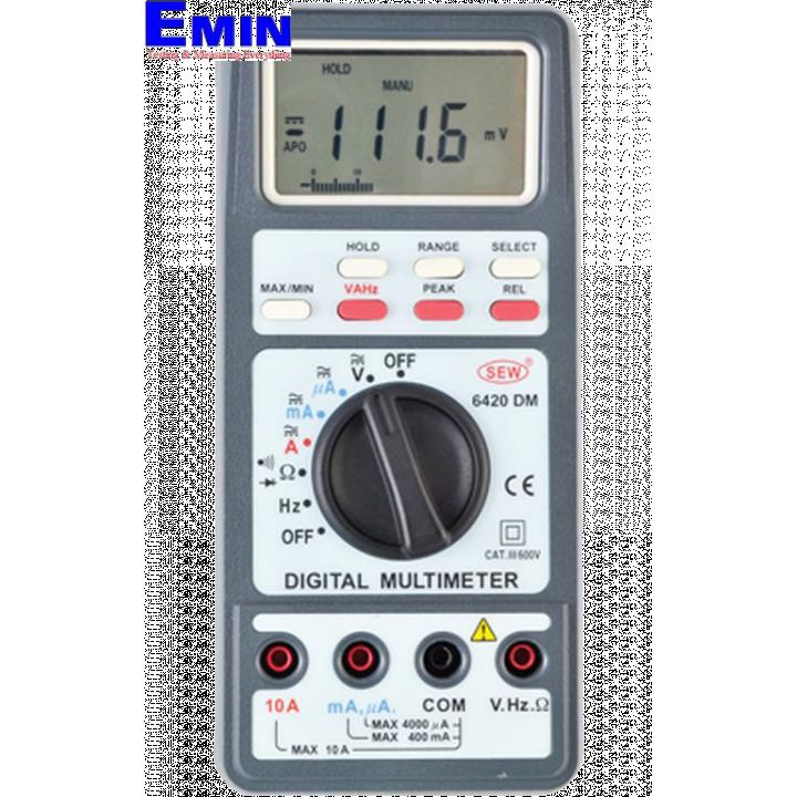 Đồng hồ vạn năng SEW 6420 DM