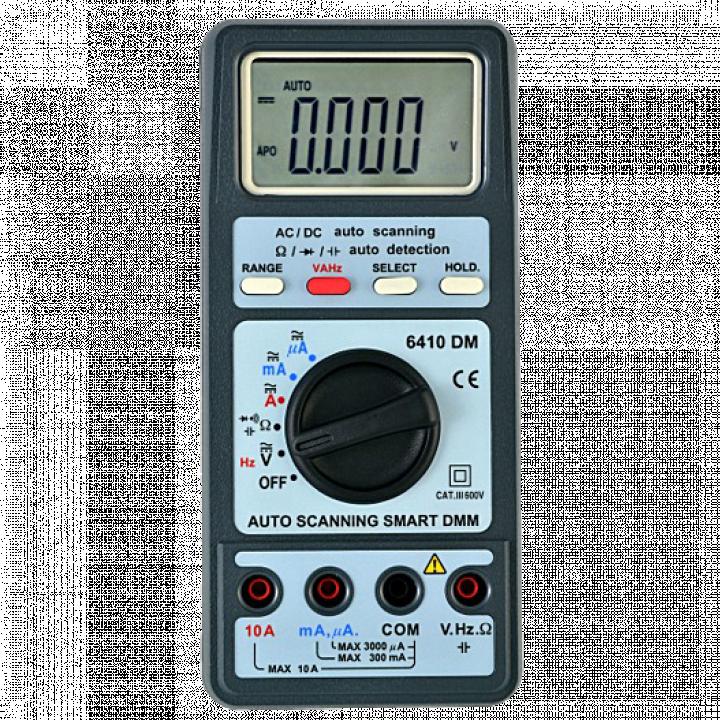 Đồng hồ vạn năng SEW 6410 DM