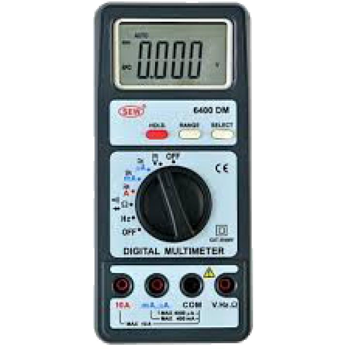 Đồng hồ vạn năng SEW 6400 DM