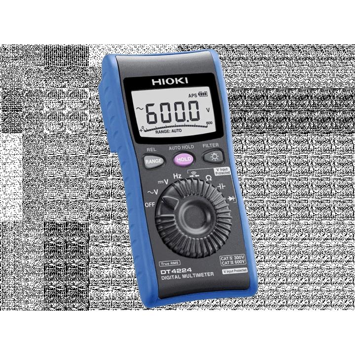 Đồng hồ vạn năng hiển thị số Hioki DT4224