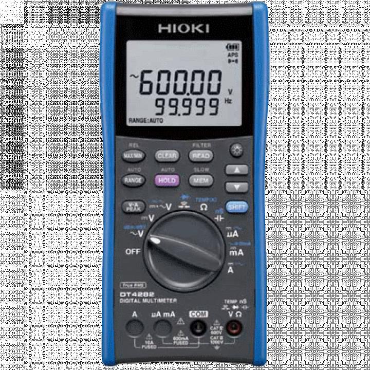 Đồng hồ vạn năng hiển thị số Hioki DT4282