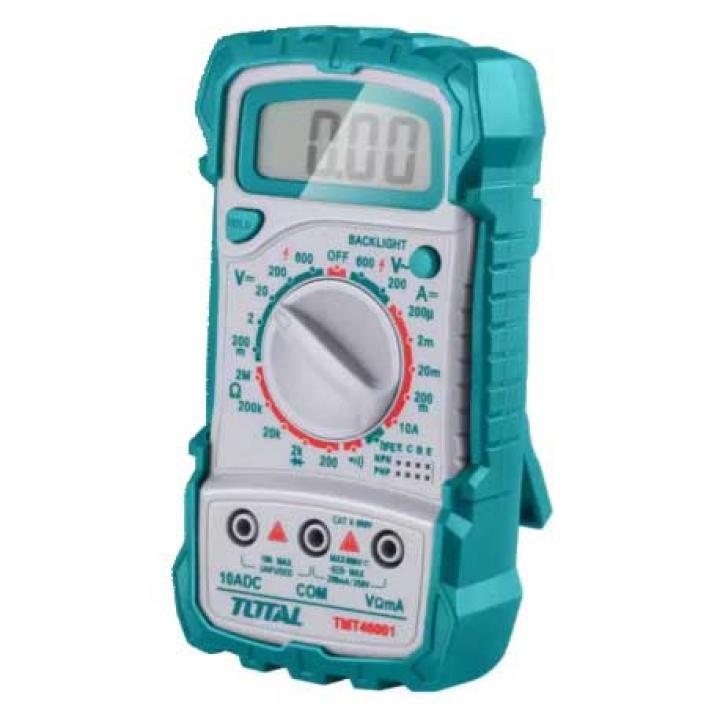 Đồng hồ đo điện vạn năng Total TMT47503