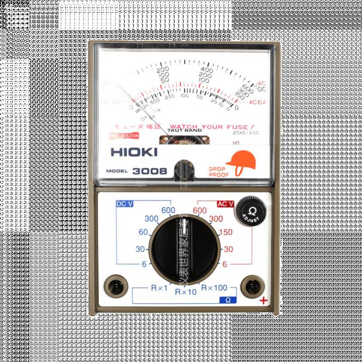 Đồng hồ vạn năng hiển thị số Hioki 3008