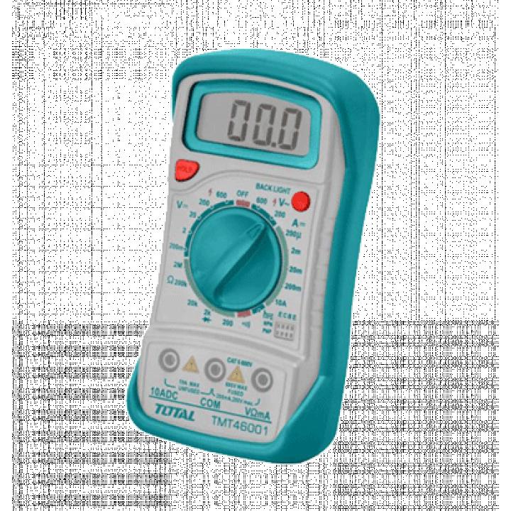 Đồng hồ đo điện vạn năng 20/T Total TMT47502