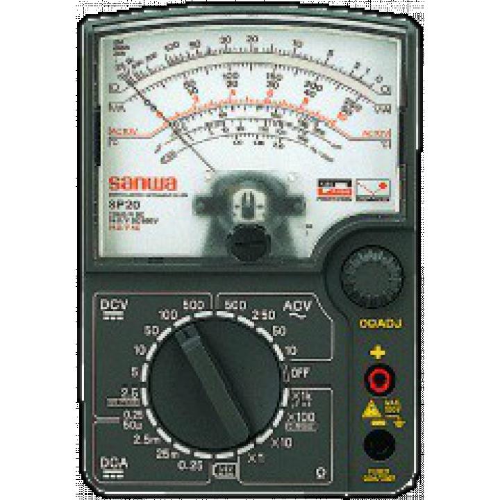 Đồng hồ vạn năng chỉ thị kim Sanwan SP20