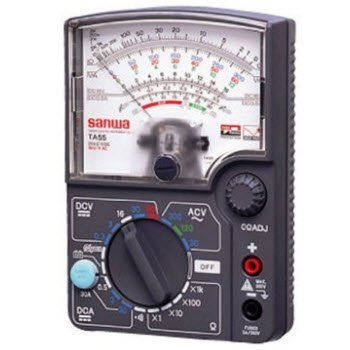 Đồng hồ vạn năng chỉ thị kim Sanwa TA55