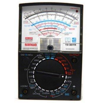 Đồng hồ vạn năng chỉ thị kim Sanwa YX-361TR