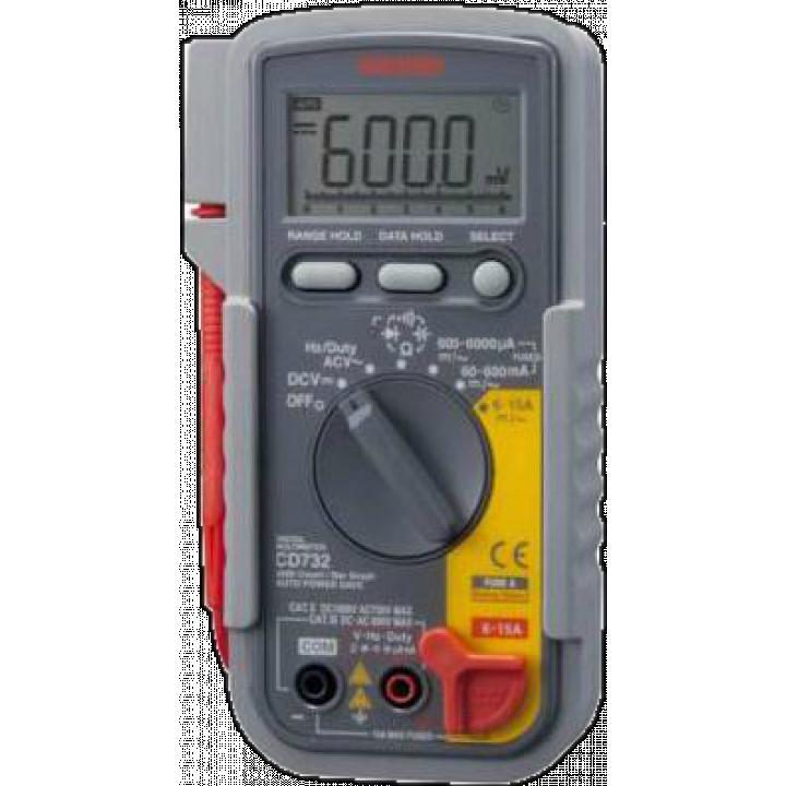 Đồng hồ vạn năng chỉ thị số Sanwa CD732