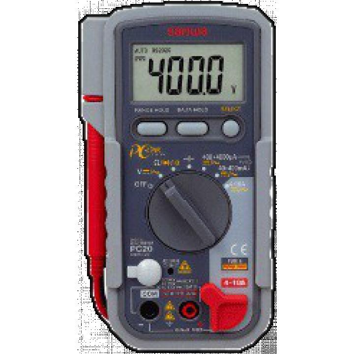 Đồng hồ vạn năng chỉ thị số Sanwa PC20