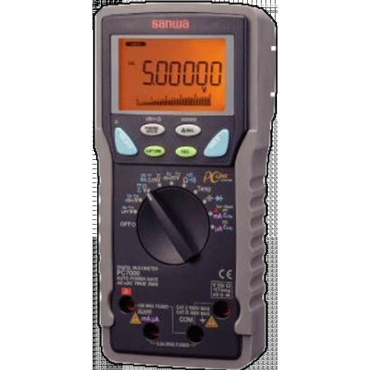 Đồng hồ vạn năng chỉ thị số Sanwa PC7000