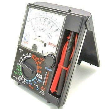 Đồng hồ vạn năng chỉ thị kim Sanwa SP-18D