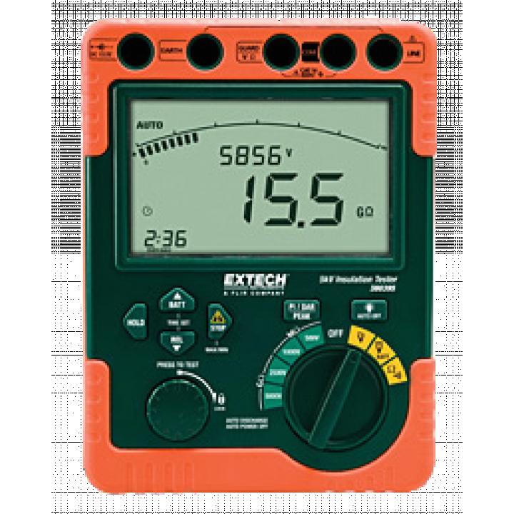 Máy đo điện trở cách điện Extech 380396-NIST