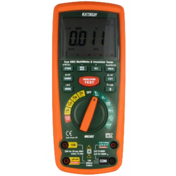 Máy đo điện trở cách điện Extech MG302