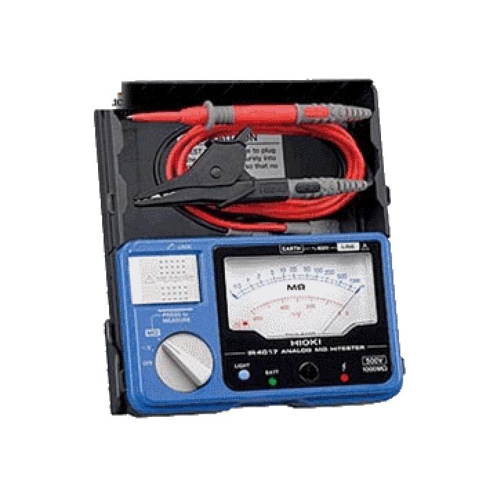 Máy đo điện trở cách điện Hioki IR4017-20