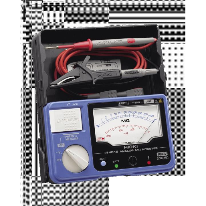 Máy đo điện trở cách điện Hioki IR4018-20