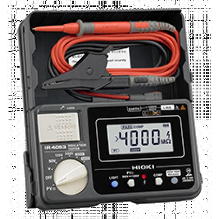 Máy đo điện trở cách điện Hioki IR4053-10