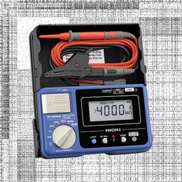 Máy đo điện trở cách điện Hioki IR4058-20