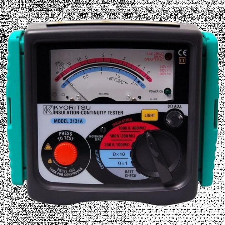 Thiết bị đo điện trở cách điện Kyoritsu 3131A