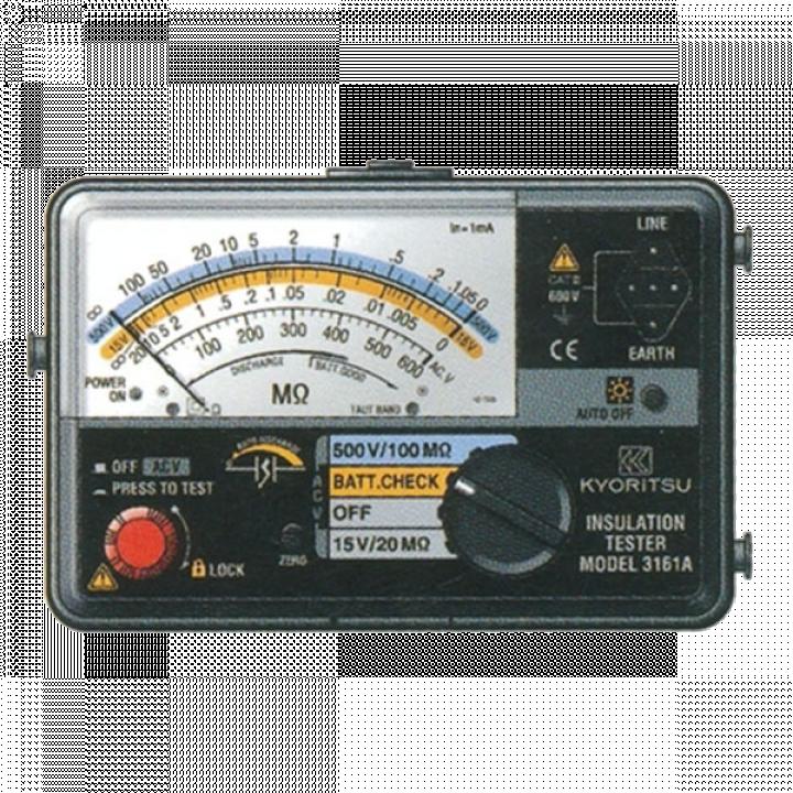 Thiết bị đo điện trở cách điện Kyoritsu 3161A