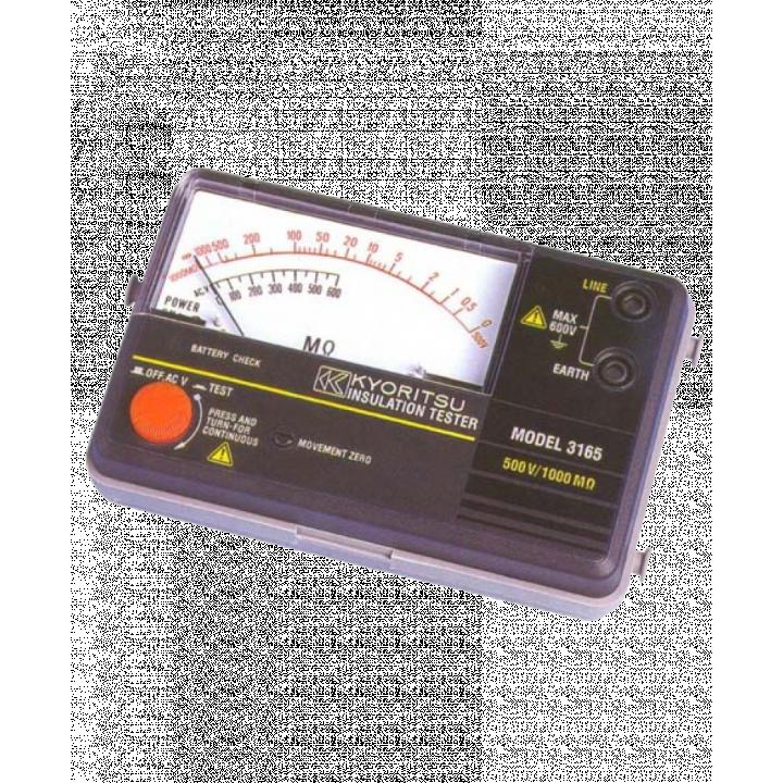 Thiết bị đo điện trở cách điện Kyoritsu 3165
