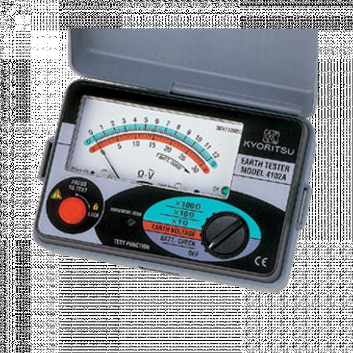 Máy đo điện trở đất Kyoritsu 4102A