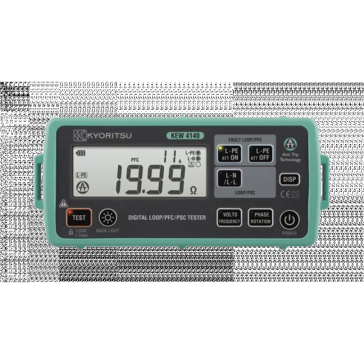 Máy đo điện trở đất và điện trở suất Kyoritsu 4140