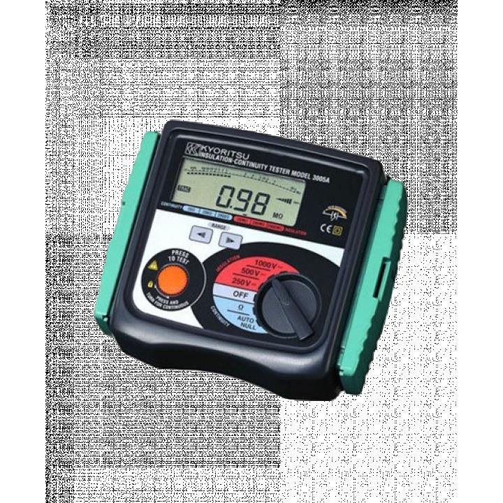 Thiết bị đo điện trở cách điện Kyoritsu 3005A