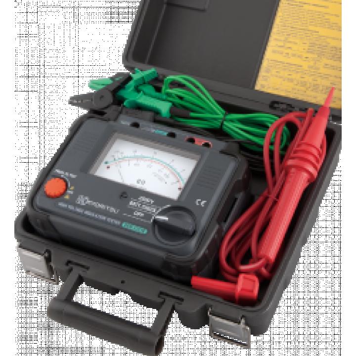 Thiết bị đo điện trở cách điện Kyoritsu 3121B