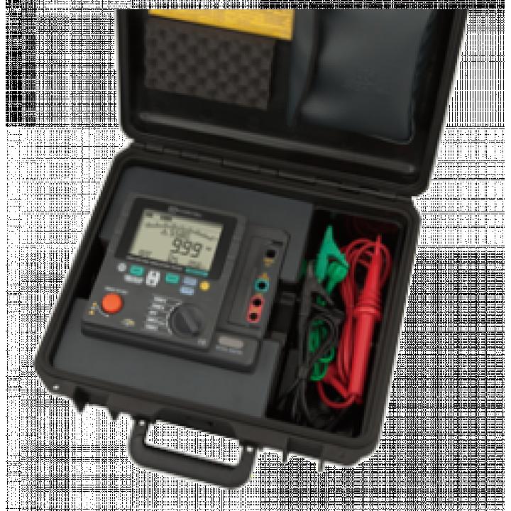 Thiết bị đo điện trở cách điện Kyoritsu 3127