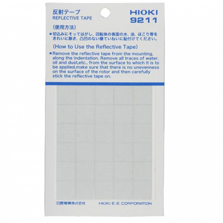 Giấy phản quang Hioki 9211