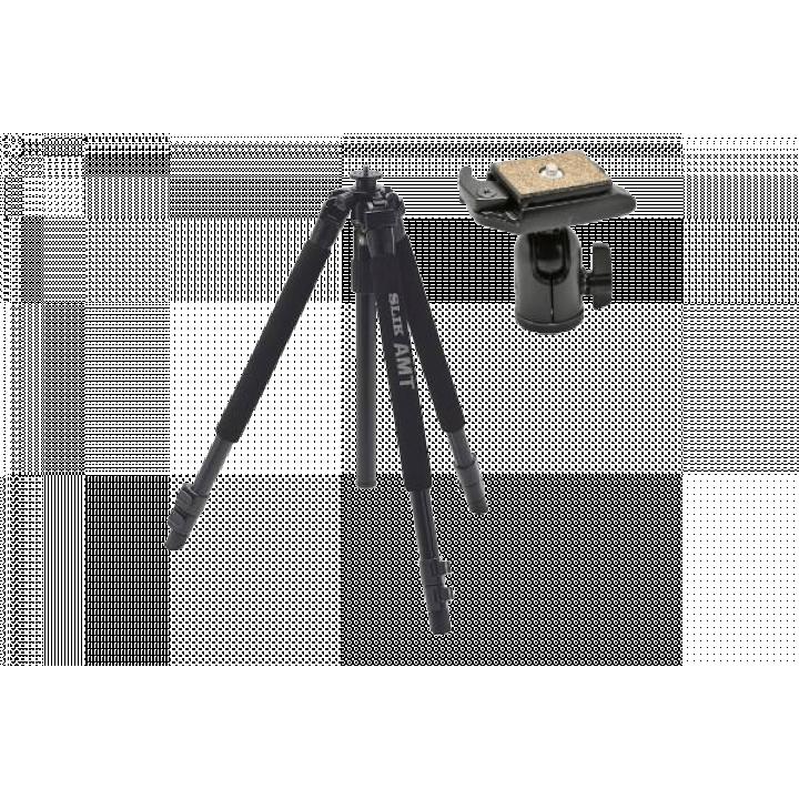 Bộ chân máy và đầu ballhead Slik Pro 330 DX + SBH 150 DQ-BK