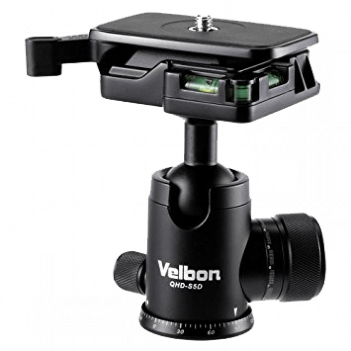 Đầu tripod ballhead Velbon QHD-S5D