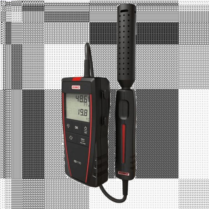 Đầu đo khí CO và nhiệt độ Kimo SCO-110