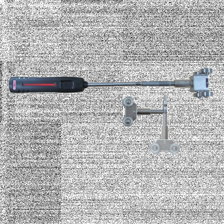 Đầu đo nhiệt độ tiếp xúc bề mặt kiểu K dạng bánh xe Kimo SFCSMK-2