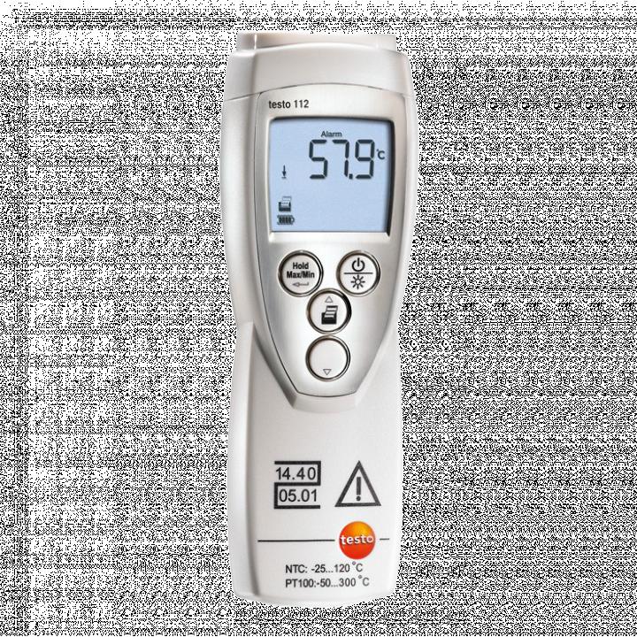 Thiết bị đo nhiệt độ Testo 112 0560 1128