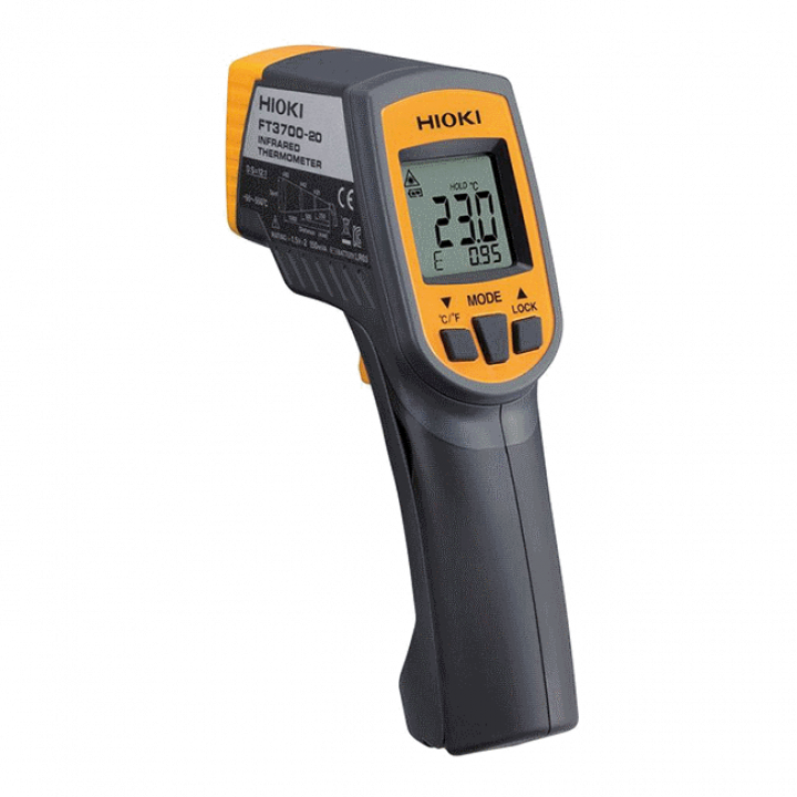 Máy đo nhiệt độ hồng ngoại Hioki FT3700-20
