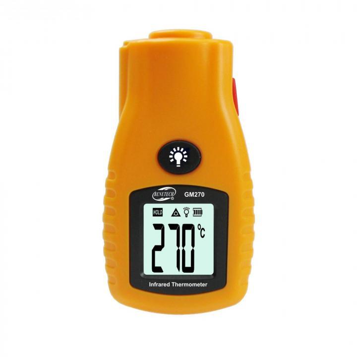 Máy đo nhiệt độ hồng ngoại BENETECH GM270