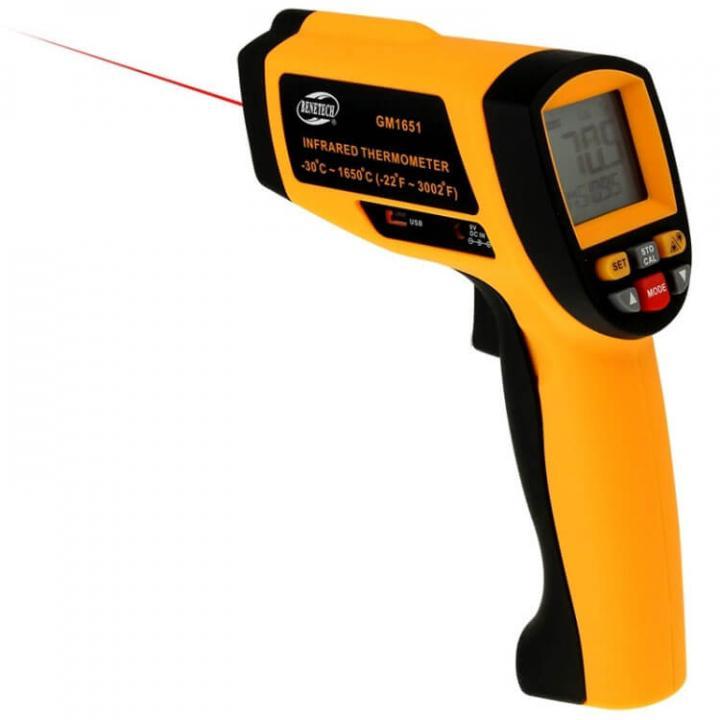 Máy đo nhiệt độ hồng ngoại BENETECH GM1651