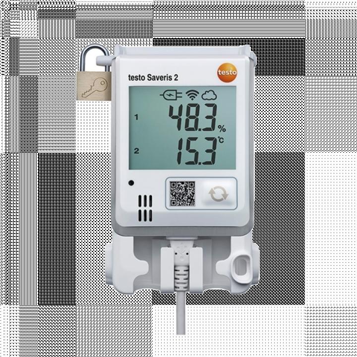 Máy đo ghi nhiệt độ, độ ẩm không khí Testo saveris 2-H1
