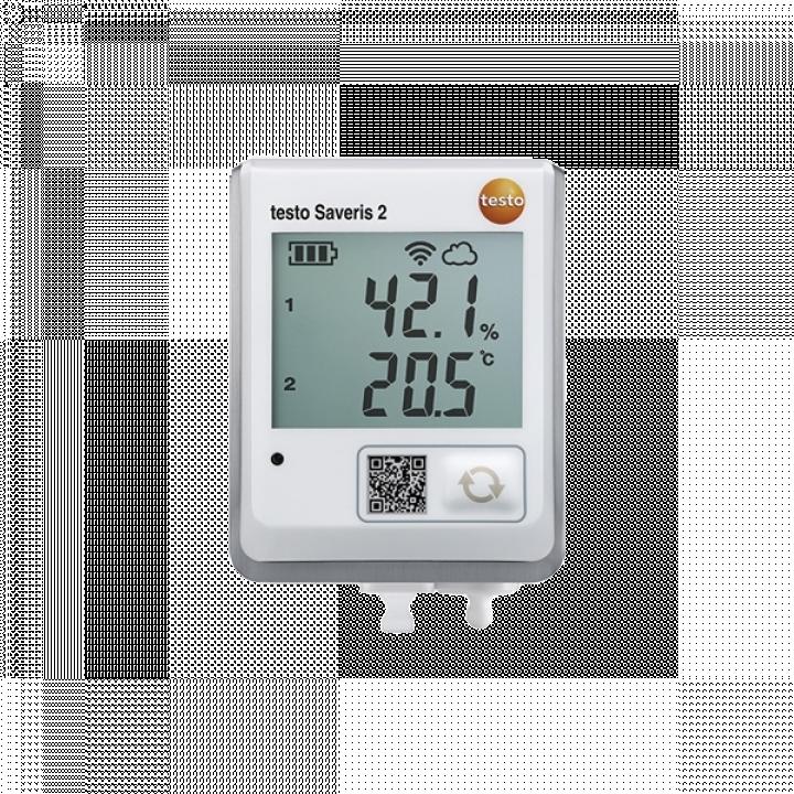 Máy đo ghi nhiệt độ, độ ẩm không khí Testo saveris 2-H2