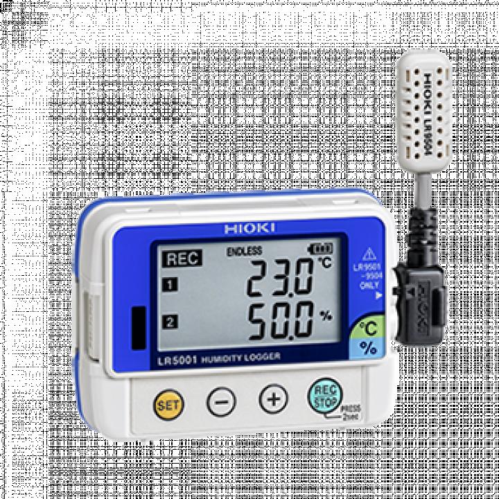 Nhiệt ẩm kế môi trường Hioki LR5001 Humidity Logger