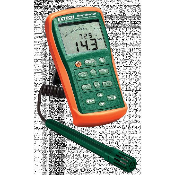 Máy đo độ ẩm và ghi dữ liệu Extech EA 25