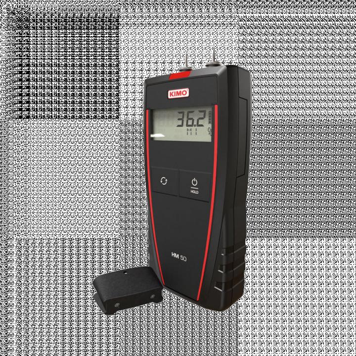Máy đo độ ẩm vật liệu Kimo HM 50 24612